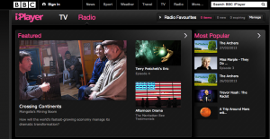 iPlayer BBC blog de la productora audiovisual en madrid pulsa rec