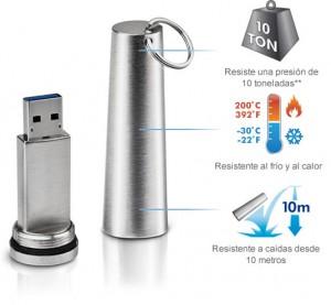 LaCie XtremKey USB 3.0 blog de la productora audiovisual en madrid pulsa rec