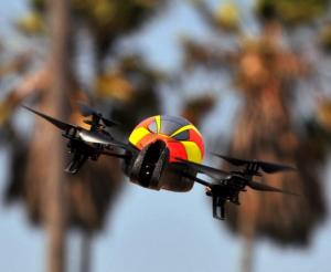 AR.Drone de Parrot blog de la productora audiovisual en madrid pulsa rec