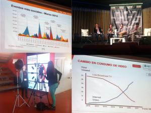imágenes V Congreso Internacional De Investigadores Audiovisuales productora audiovisual en madrid pulsa rec