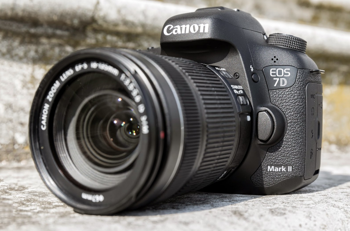 Canon 7D mark II - pulsa rec productora Madrid